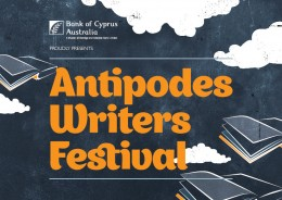 ANTIPODES WRITERS FESTIVAL 2012 · 01