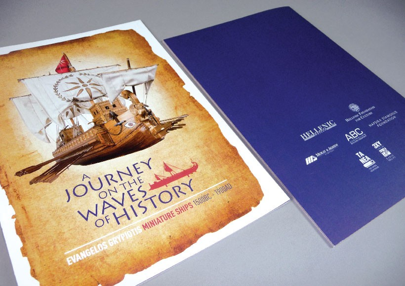 A JOURNEY ON THE WAVES OF HISTORY EXHIBITION · 02