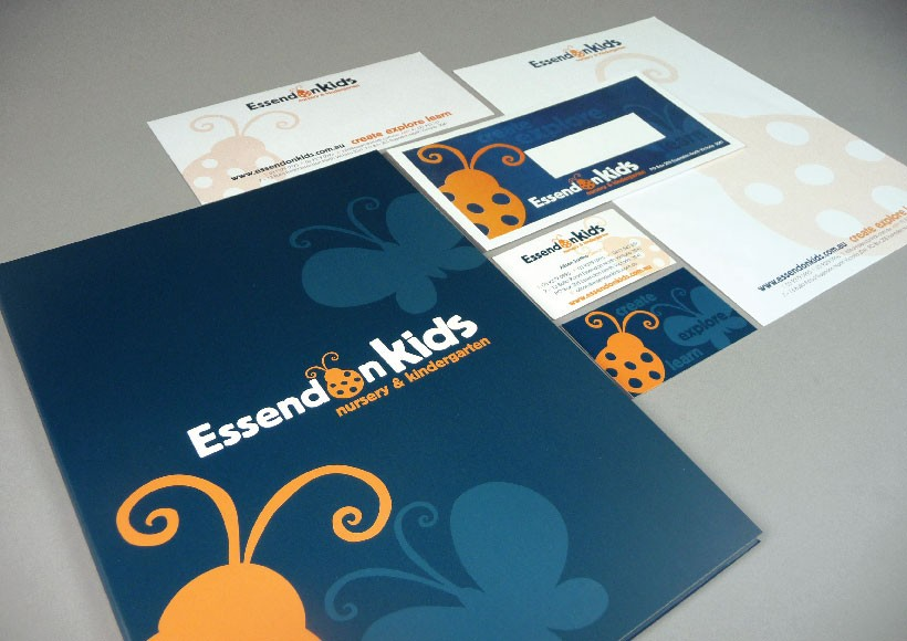 ESSENDON KIDS BRANDING · 01