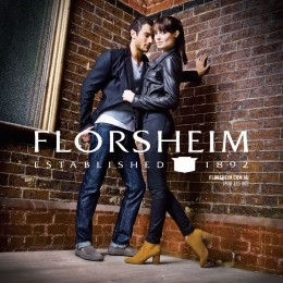 FLORSHEIM AUTUMN/WINTER 2011 CAMPAIGN · 01