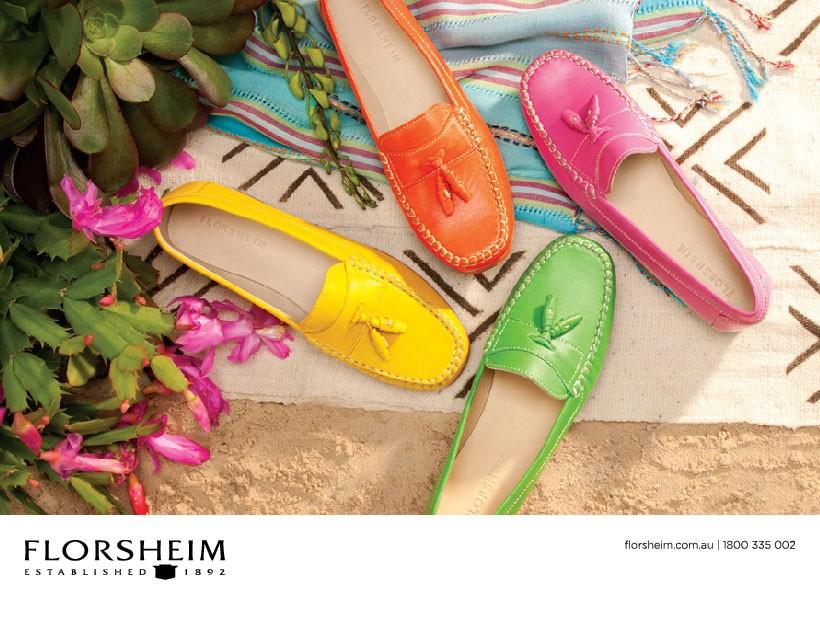 FLORSHEIM SPRING/SUMMER 2012 CAMPAIGN · 09