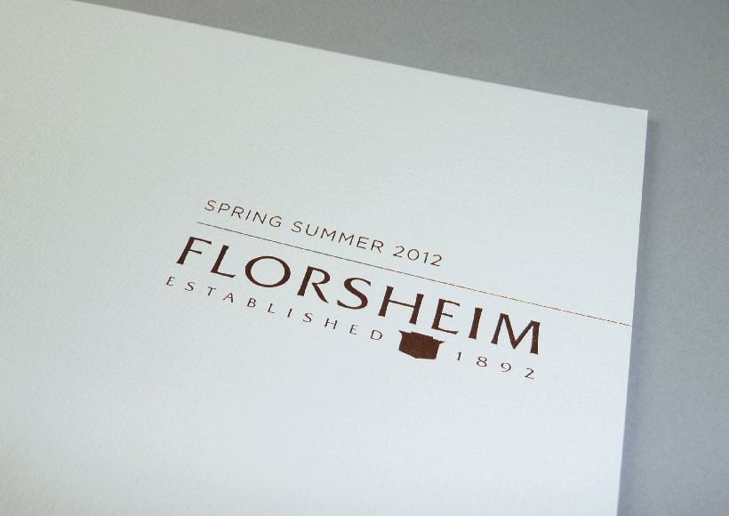 FLORSHEIM SPRING/SUMMER 2012 LOOKBOOK · 01
