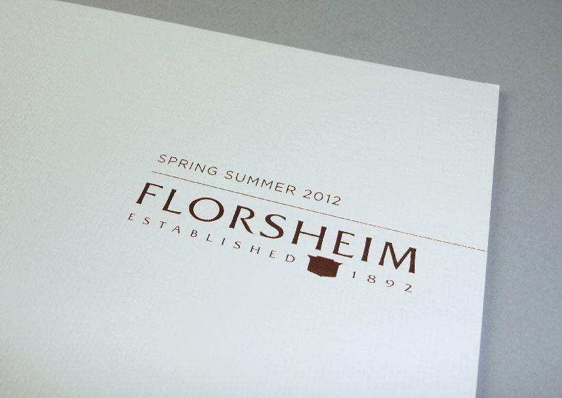 FLORSHEIM SPRING/SUMMER 2012 LOOKBOOK