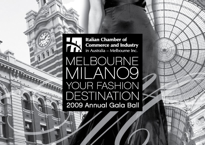 ITALIAN CHAMBER OF COMMERCE & INDUSTRY GALA BALL 2009 · 01