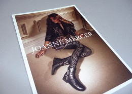 JOANNE MERCER AUTUMN/WINTER 2010 CATALOGUE · 01