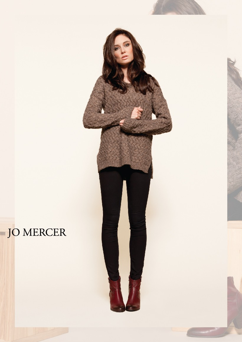 JO MERCER AUTUMN/WINTER 2013 CAMPAIGN · 02