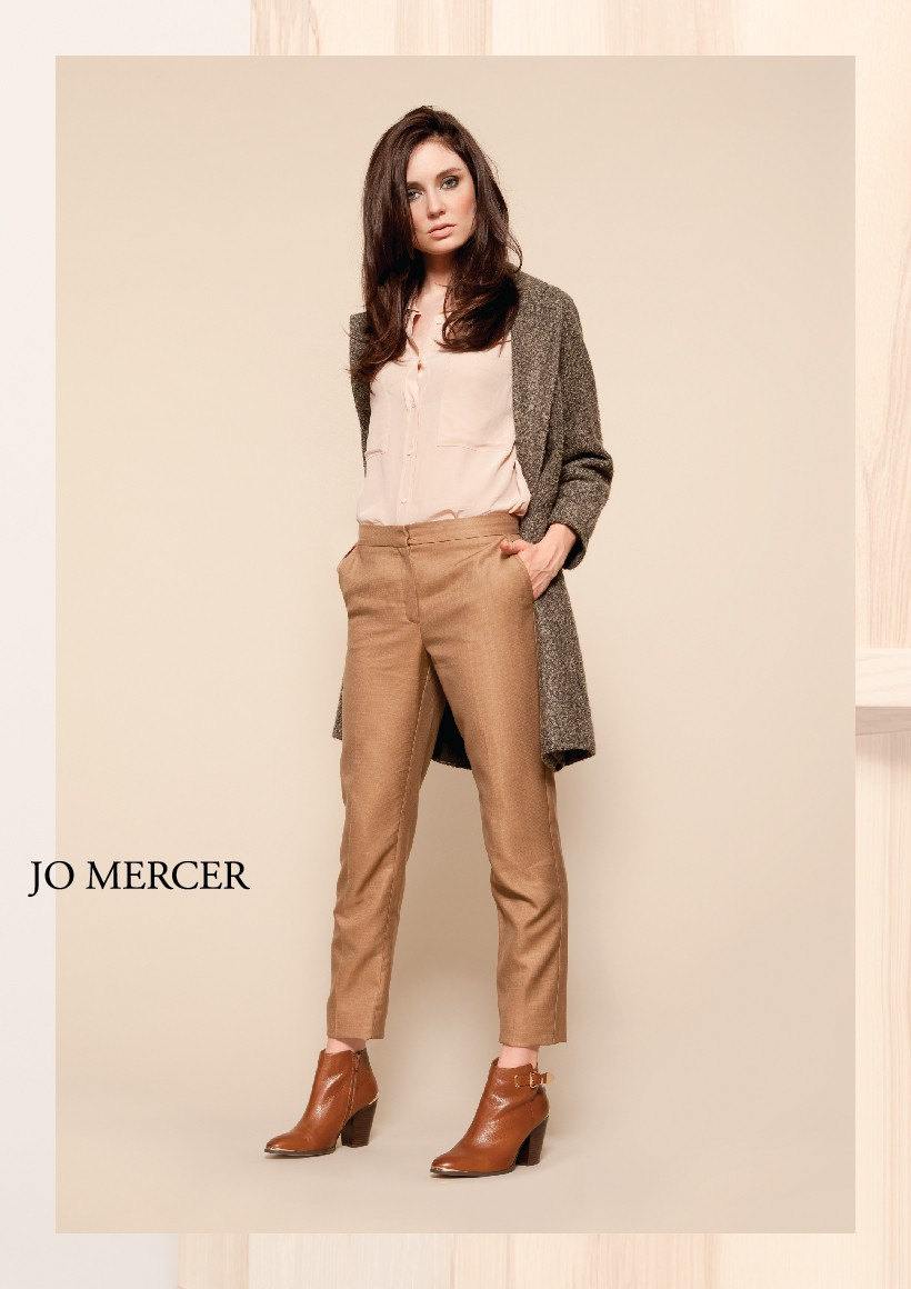 JO MERCER AUTUMN/WINTER 2013 CAMPAIGN · 04