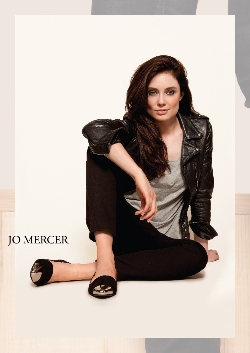 JO MERCER AUTUMN/WINTER 2013 CAMPAIGN · 05