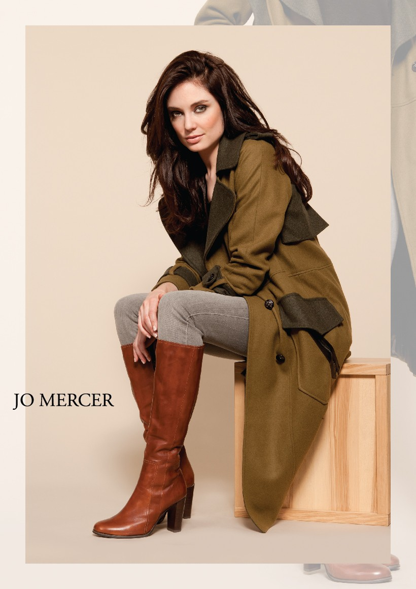 JO MERCER AUTUMN/WINTER 2013 CAMPAIGN · 07