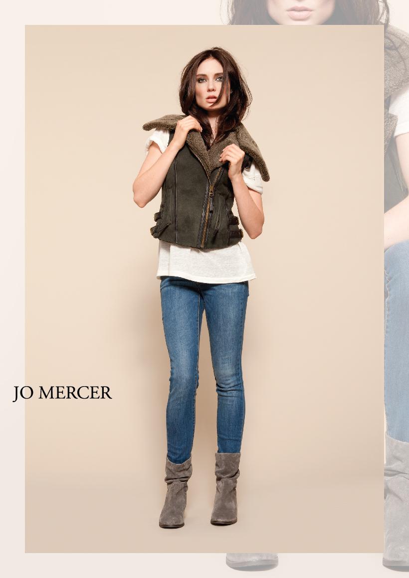 JO MERCER AUTUMN/WINTER 2013 CAMPAIGN