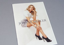 JOANNE MERCER SPRING/SUMMER 2010 CATALOGUE · 01
