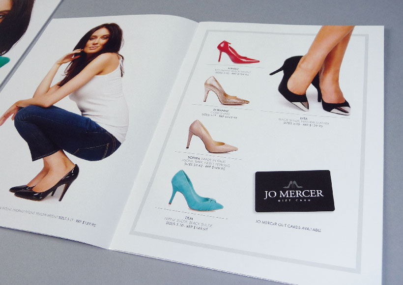JO MERCER SPRING/SUMMER 2012 CATALOGUE