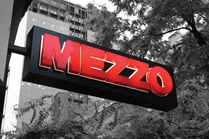 MEZZO BRANDING