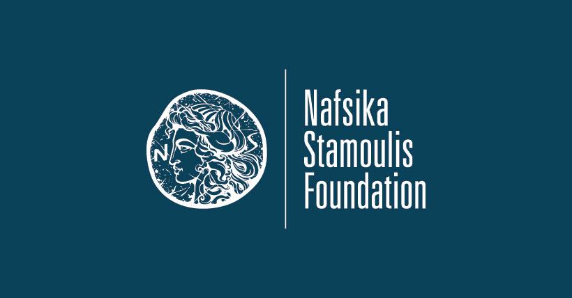 NAFSIKA STAMOULIS FOUNDATION IDENTITY