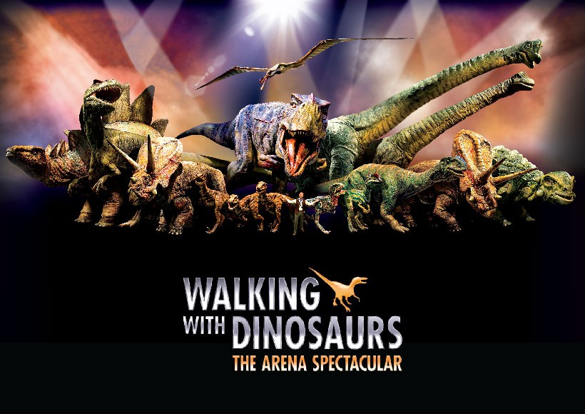 WALKING WITH DINOSAURS · 06