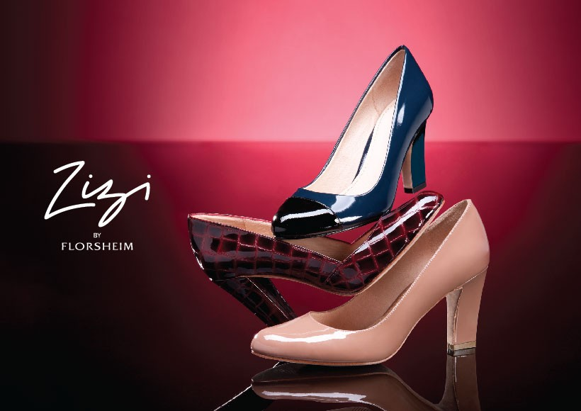 ZIZI BY FLORSHEIM AUTUMN/WINTER 2012 CAMPAIGN · 02