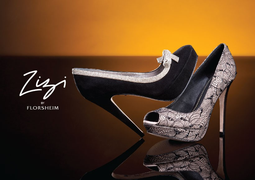 ZIZI BY FLORSHEIM AUTUMN/WINTER 2012 CAMPAIGN · 04