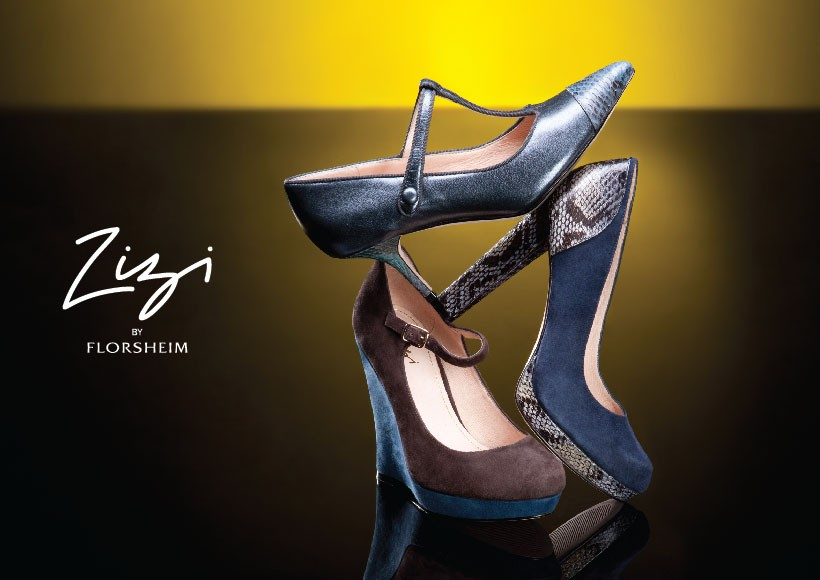 ZIZI BY FLORSHEIM AUTUMN/WINTER 2012 CAMPAIGN · 07