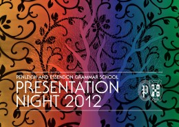 PEGS PRESENTATION NIGHT 2012 · 01