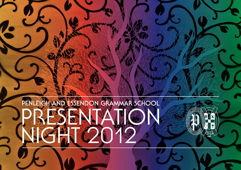 PEGS PRESENTATION NIGHT 2012 · 01