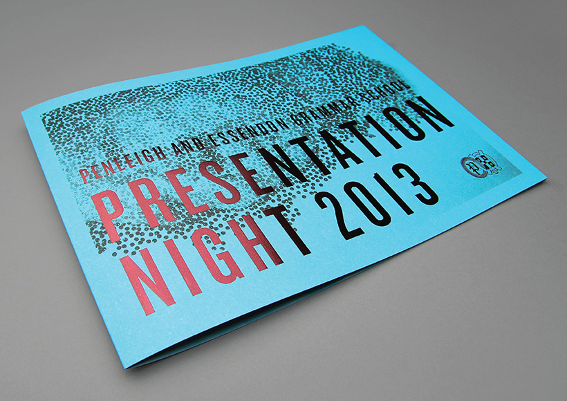 PEGS PRESENTATION NIGHT 2013