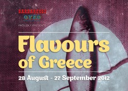 FLAVOURS OF GREECE 2012 · 01