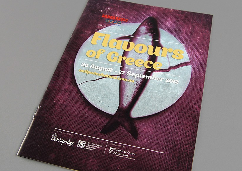 FLAVOURS OF GREECE 2012 · 02