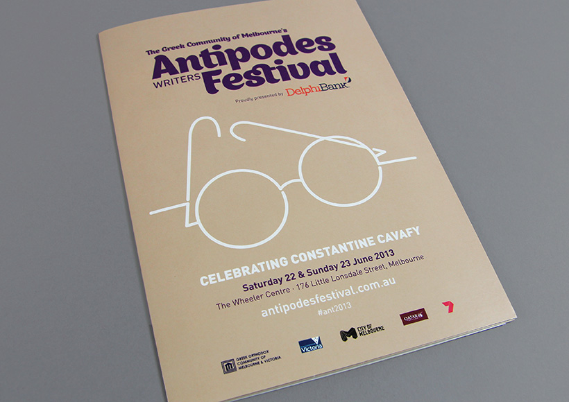 ANTIPODES WRITERS FESTIVAL 2013