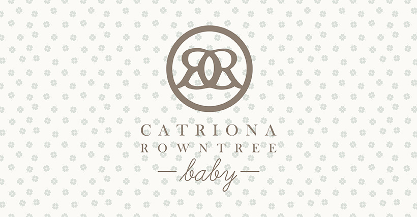 CATRIONA ROWNTREE BABY IDENTITY