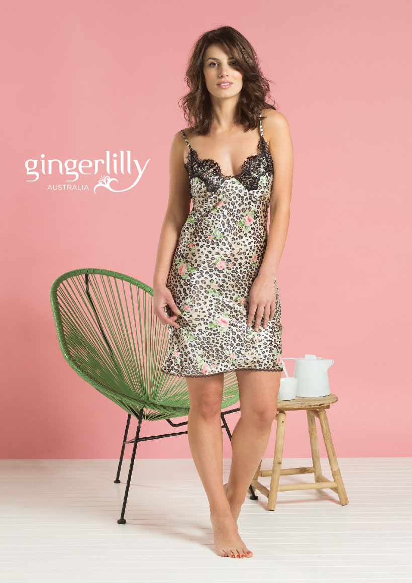 GINGERLILLY SPRING/SUMMER 2013 CAMPAIGN
