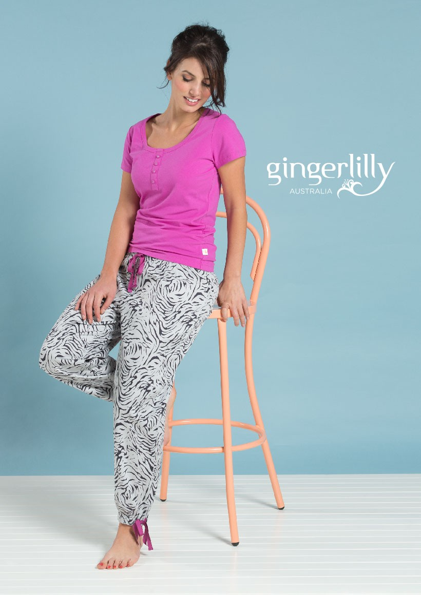 GINGERLILLY SPRING/SUMMER 2013 CAMPAIGN · 06