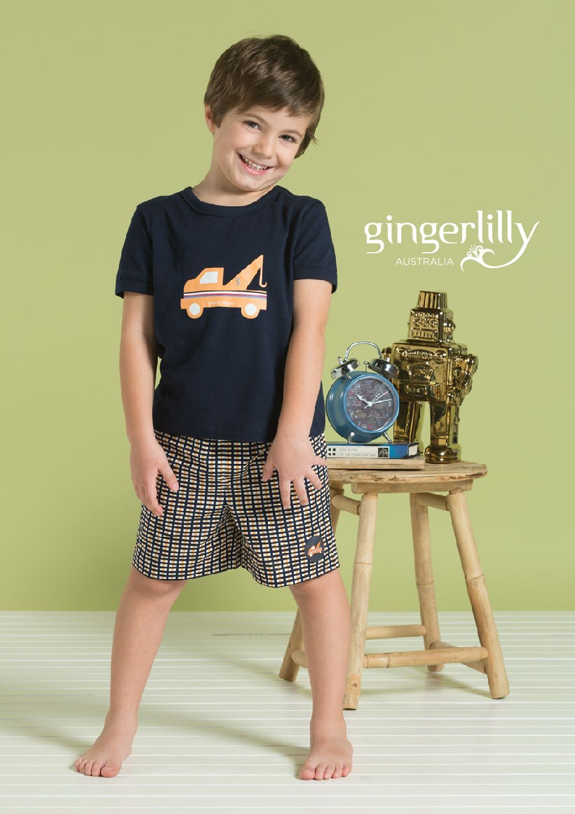 GINGERLILLY SPRING/SUMMER 2013 CAMPAIGN · 08