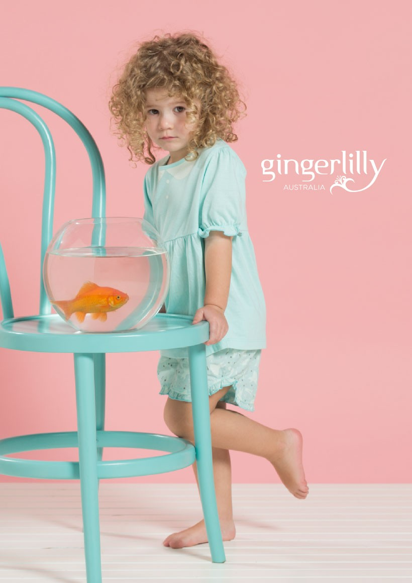 GINGERLILLY SPRING/SUMMER 2013 CAMPAIGN · 09