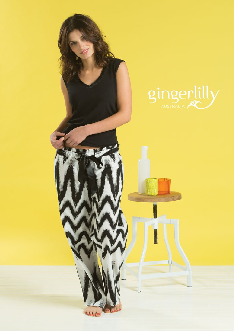 GINGERLILLY SPRING/SUMMER 2013 CAMPAIGN · 10