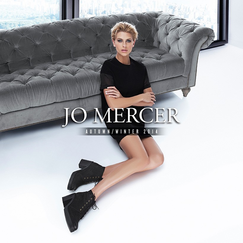 JO MERCER AUTUMN/WINTER 2014 CAMPAIGN · 02