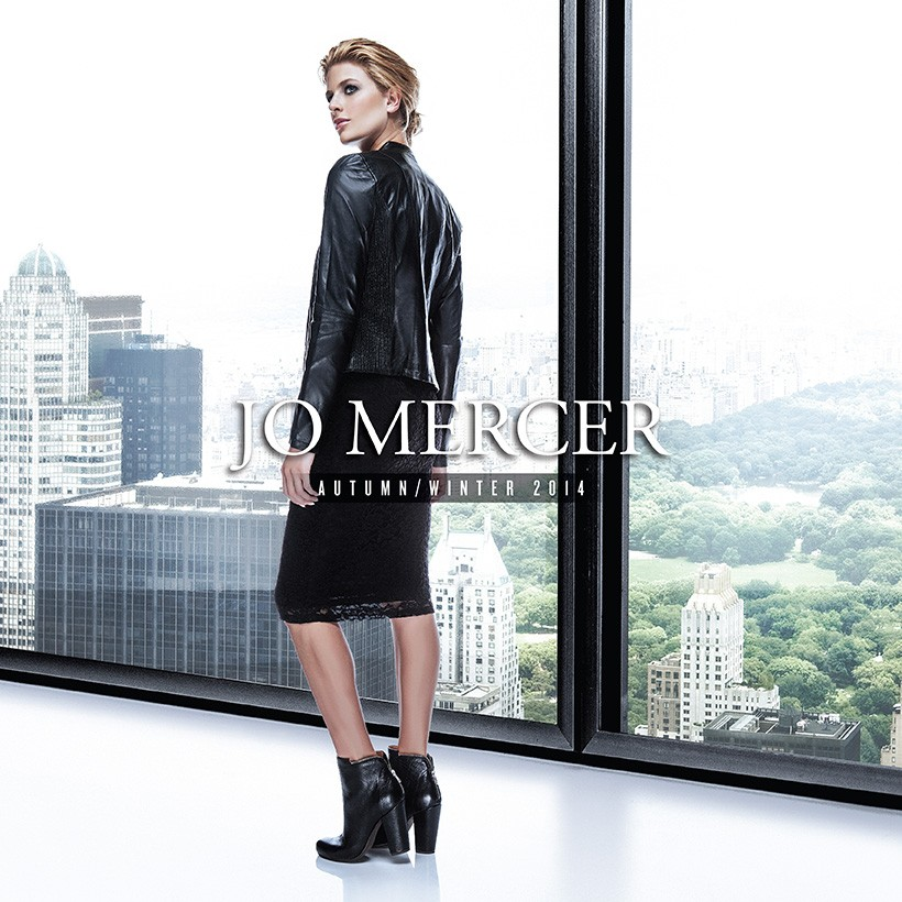 JO MERCER AUTUMN/WINTER 2014 CAMPAIGN · 03