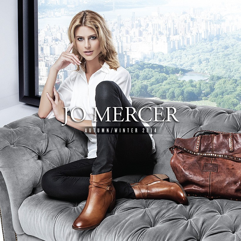 JO MERCER AUTUMN/WINTER 2014 CAMPAIGN · 04