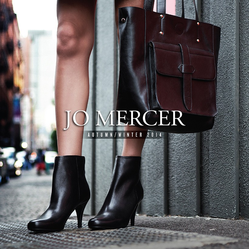 JO MERCER AUTUMN/WINTER 2014 CAMPAIGN · 05