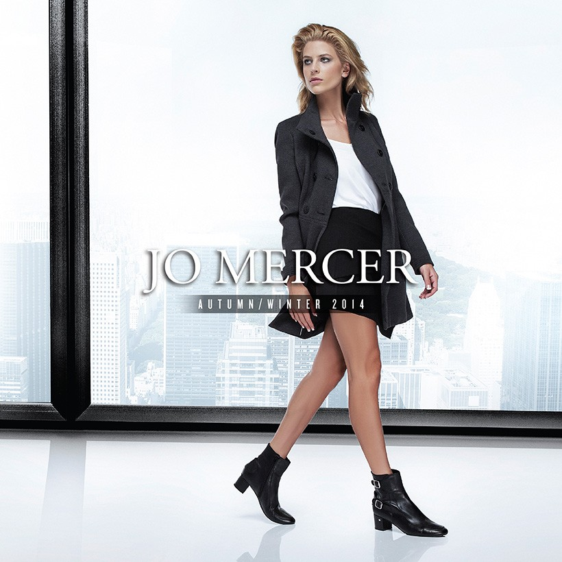 JO MERCER AUTUMN/WINTER 2014 CAMPAIGN · 07