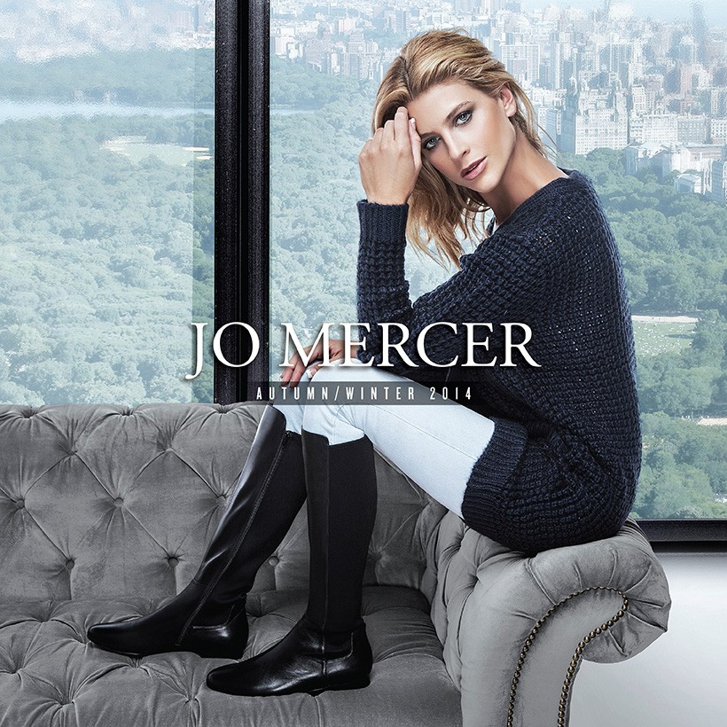 JO MERCER AUTUMN/WINTER 2014 CAMPAIGN · 08