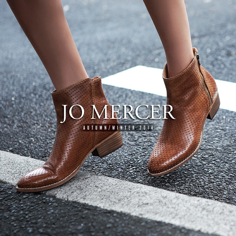 JO MERCER AUTUMN/WINTER 2014 CAMPAIGN · 10