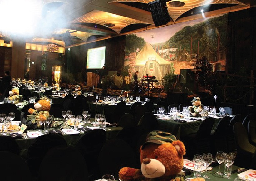 MY ROOM 19TH ANNUAL CHARITY BALL · 03