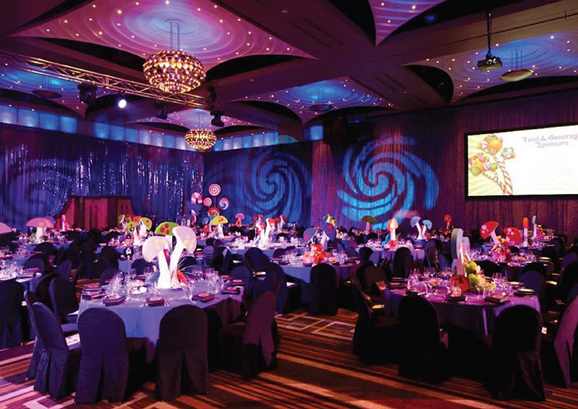 MY ROOM 21ST ANNUAL CHARITY BALL · 03