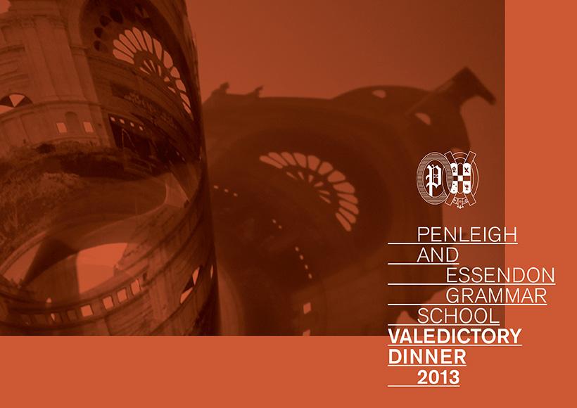 PEGS VALEDICTORY DINNER 2013