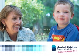 MURDOCH CHILDRENS RESEARCH INSTITUTE BIG W CAMPAIGN · 01