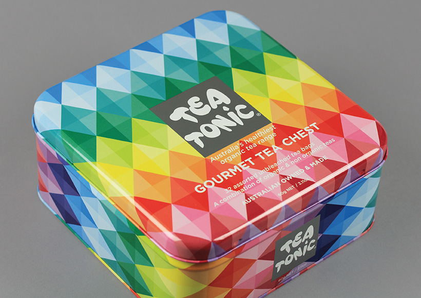 TEA TONIC SAMPLER PACKS