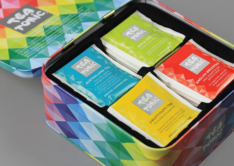 TEA TONIC SAMPLER PACKS · 07