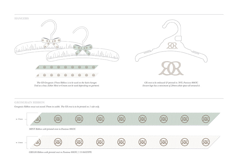 CATRIONA ROWNTREE BABY PACKAGING STYLE GUIDE