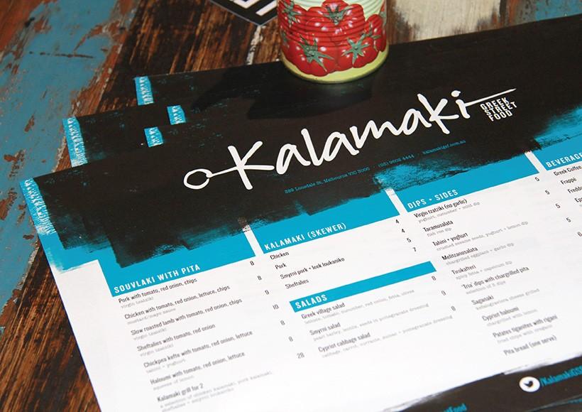 KALAMAKI BRANDING · 03