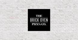 THE BRICK OVEN PIZZA CO. IDENTITY